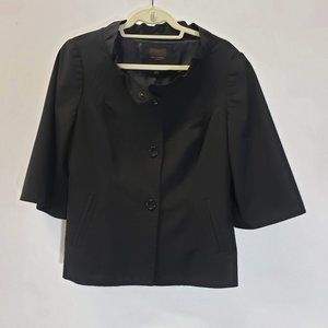 The Limited Collection Button Up Short SleveJacket